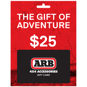 Physical ARB Gift Card - $25