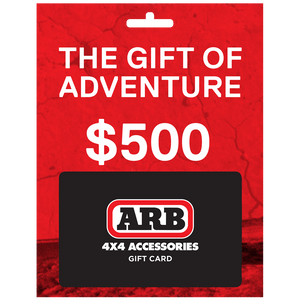 Physical ARB Gift Card - $500