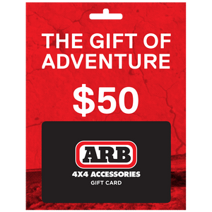 Physical ARB Gift Card - $50