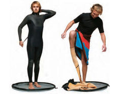 Surf Change Gear