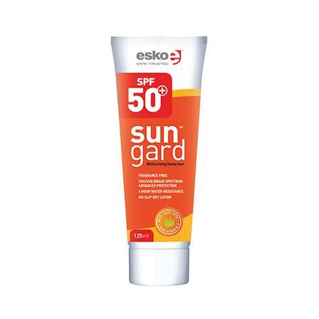 Sunscreen SPF 50+ Lotion 125ml SUNGARD