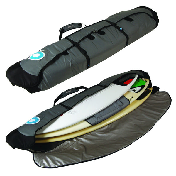 Curve Overstayer Multi 1-3 Sufboard Coffin Bag TRAVEL 6'6 to 10'2