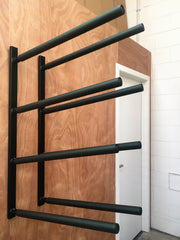 SUP Wall Rack - Quad Steel by Curve