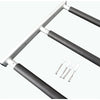 Surfboard Wall Rack - Triple Aluminium by Curve