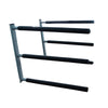 SUP Wall Rack - Triple Aluminium by Curve
