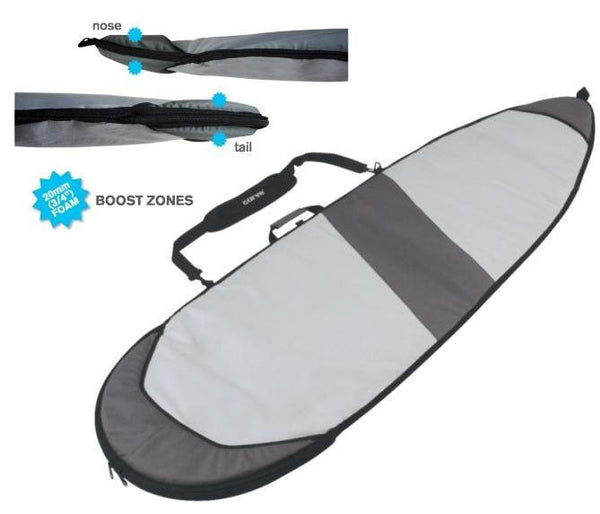 Curve Boost Travel SHORTBOARD Surfboard Bag Single