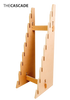 Skateboard Rack - Floor x8 - Cascade