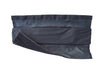 Roof Rack Pads AERO BLACK POLYCANVAS Single 47cm or Double 72cm