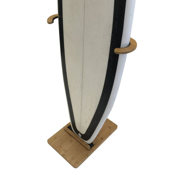 Surfboard Freestanding Rack - Vertical Bamboo