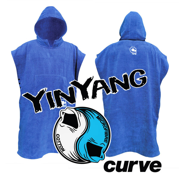 Surf Poncho Towel - *new* Cotton Yinyang