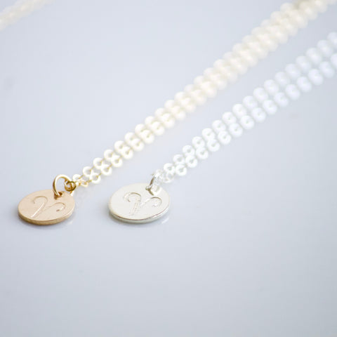 Zodiac Necklaces | Little Hawk Jewelry | Dainty Jewelry