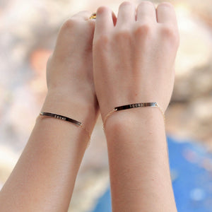 YOU ARE MY SUNSHINE Bracelet (set of 2)