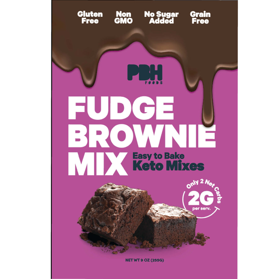Keto Brownie Baking Mix