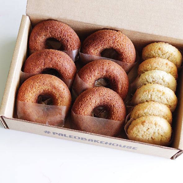Keto Cookie and Donut Bundle
