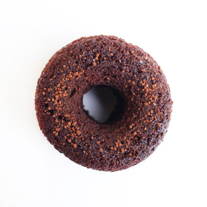 Double Chocolate Donut
