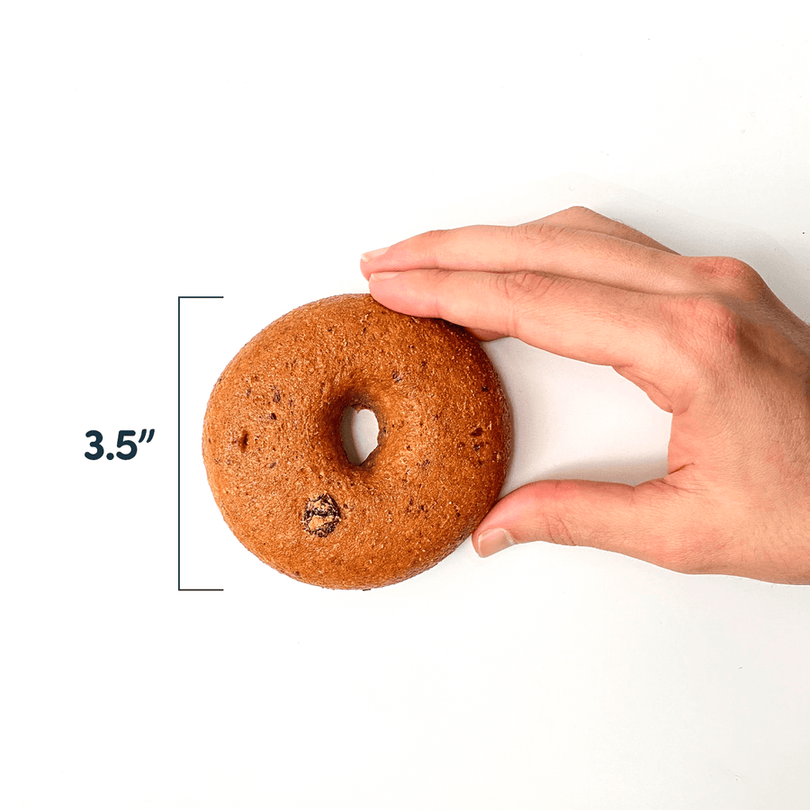 PBH Foods Keto Cinnamon Raisin Bagel Size: 3 Inches Wide