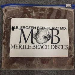 5lb Homemade Beefheart Mix + Nutriboost