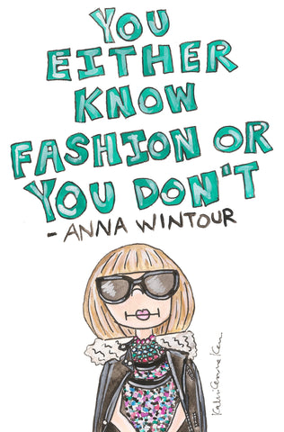 Anna Quote Illustration