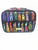 Pastels Lipsticks Saffiano 3 Piece Brush Holder Cosmetic Bag