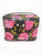 Roses Leaves Saffiano Train Case