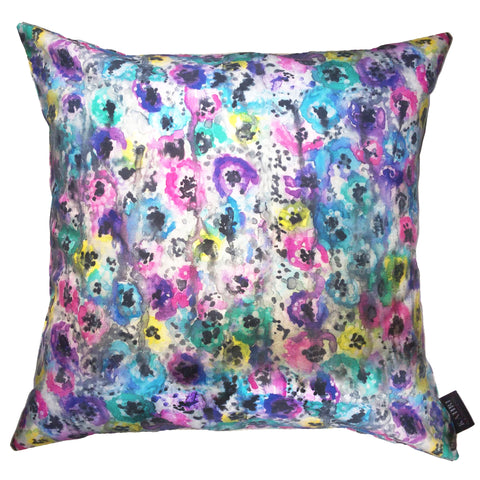 Pastel Flowers Pillow Case