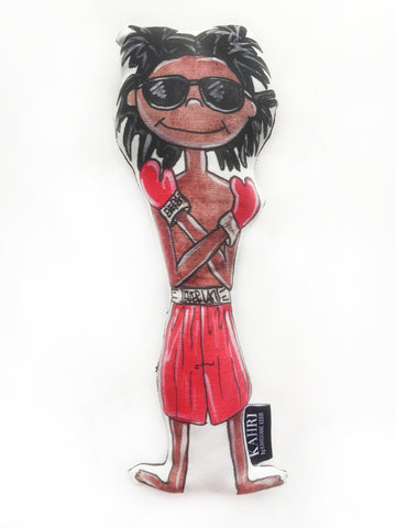 Basquiat Doll