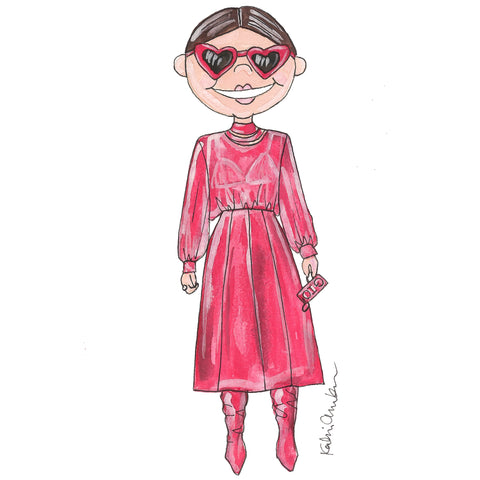 Little Giovanna Battaglia Illustration