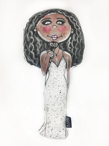 Little Diana Ross Doll