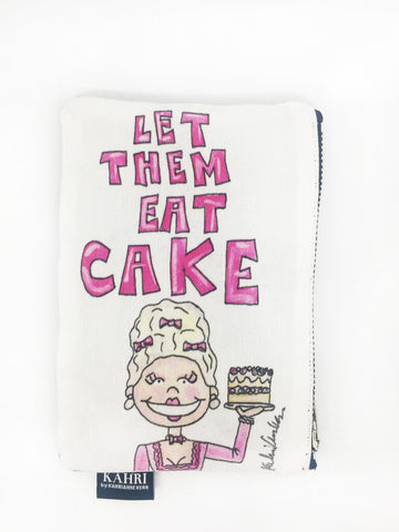 Marie Antoinette Quote Coin Purse