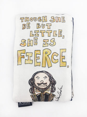 Shakespeare Quote Coin Purse
