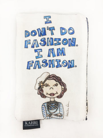 Coco Quote Coin Purse