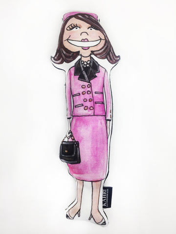 Little Jackie O Doll