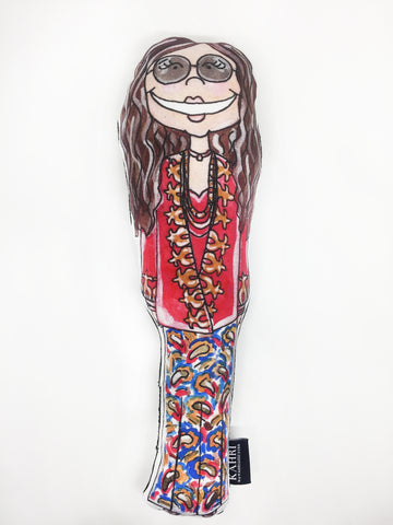 Little Janis Joplin Doll