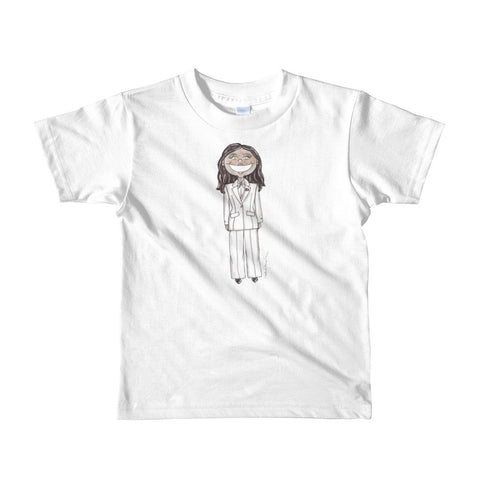 Little Madam Vice President Short sleeve kids t-shirt