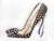 Studded Stilettos Pillow