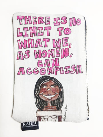 Michelle Quote Coin Purse