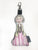Mini Marie Antoinette Doll Bag Charm