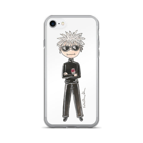 Little Andy Warhol iPhone 7/7 Plus Case