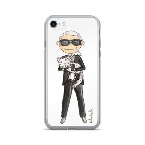 Little Karl Lagerfeld iPhone 7/7 Plus Case