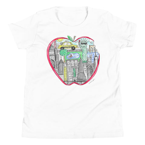 Big Apple Youth Short Sleeve T-Shirt