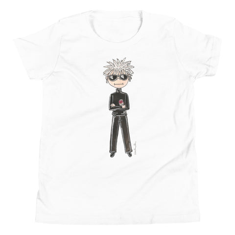 Little Andy Warhol Youth Short Sleeve T-Shirt