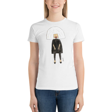 Little Sia Short sleeve women's t-shirt