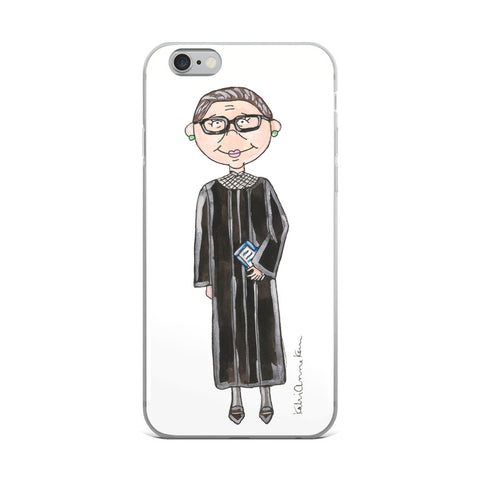 Little RBG iPhone Case