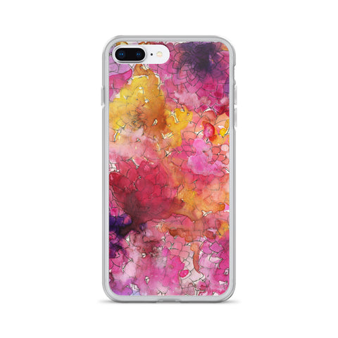 Dahlias iPhone 7/7 Plus Case