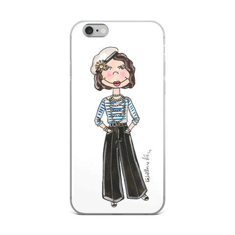 Little Coco iPhone Case