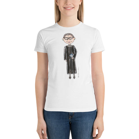 Ruth Bader Ginsburg Short sleeve women's t-shirt
