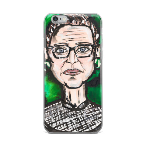 RBG iPhone Case
