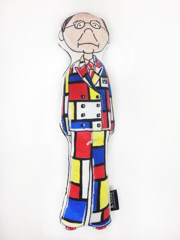 Little Mondrian Doll