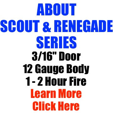 About Scout & Renegade Series - Sun Welding Safe Company