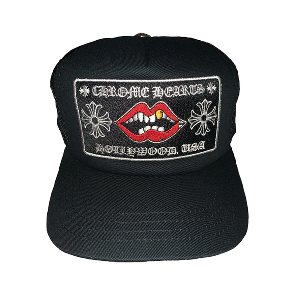 Chrome Hearts Chomper Hollywood Trucker Hat